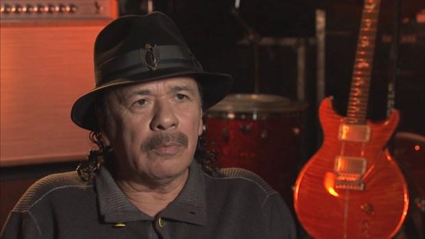 'I Graduated From the Fillmore' Says Santana
