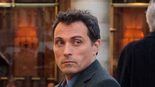 """Abraham Lincoln"": Rufus Sewell Hunter"
