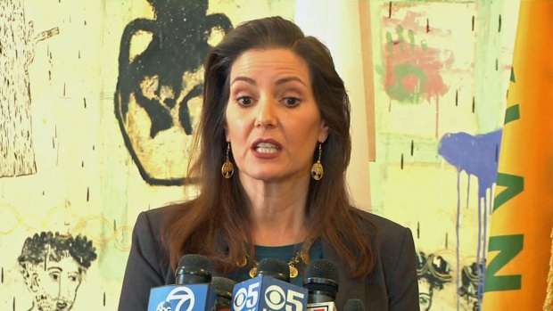 [BAY ML 11A VO ONLY] Oakland Mayor Libby Schaaf Announces Reelection Bid