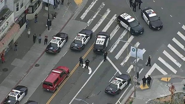 Cop, 5 Others Injured in Officer-Involved Shooting: SFPD