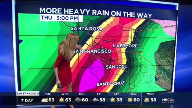 [BAY] Strongest Storm In Over A Decade On The Way