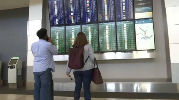 [BAY] Delays, Cancellations at SFO Amid Runwork Work