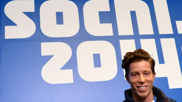 [AP] Shaun White Excited, Antsy for Halfpipe Finals