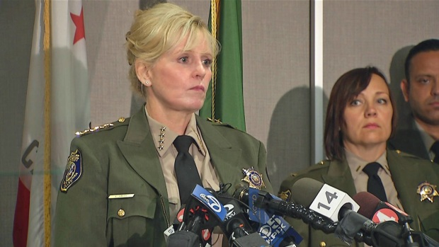[BAY] Raw Video: Santa Clara County Sheriff News Conference to Announce Arrest of 3 Correctional Deputies