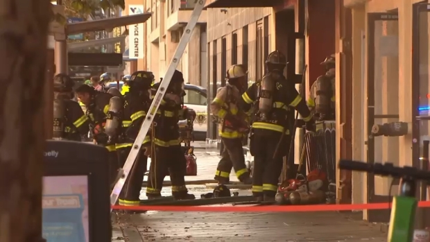 [BAY] 4 Firefighters Injured, Body Found in Downtown SJ Fire
