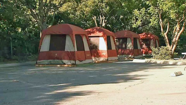 [BAY] New Homeless 'Village' Opens in SJ, But it May Not Last