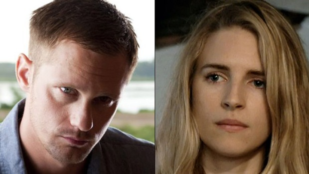 "Alexander Skarsgard Heading Into ""The East"" With Brit Marling"
