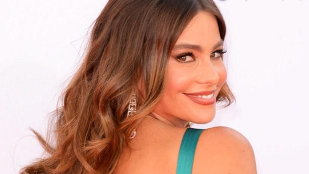 How Sofia Vergara Gets in Red Carpet Shape