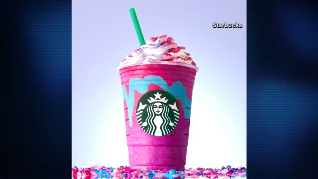 Starbucks to Sell Unicorn Frappuccino