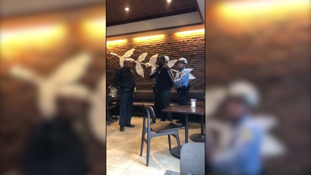 Police Release 911 Call That Led to Starbucks Arrests
