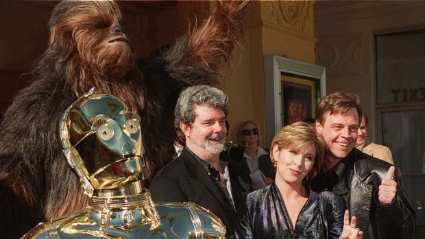 [NATL]Star Wars: Celebrating 40 Years Since First Film Release