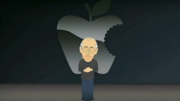 Steve Jobs Gets the South Park Treatment