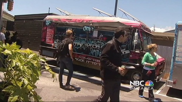 [BAY] Food Trucks Get Permanent Home in SF