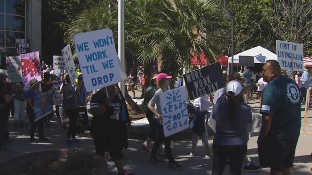 [BAY] Superior Court Clerks Strike Enters Second Week