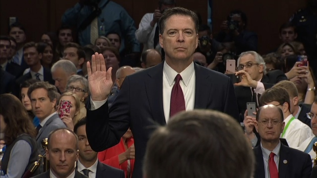 [NATL] Key Takeaways From James Comey's Senate Hearing
