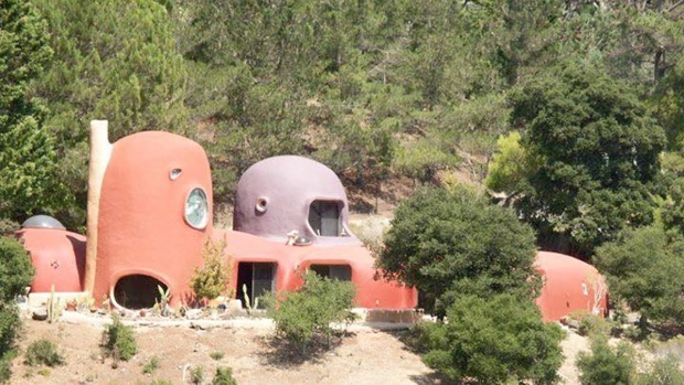 Look Inside 'Flintstones' House For Sale in Hillsborough