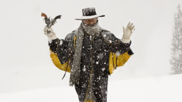 Watch:  'Hateful Eight' Teaser Trailer