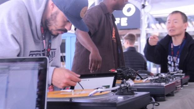 Watch: QBert, Intel Develop Affordable DJ Gear