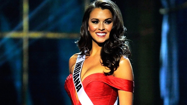 [NATL] Miss USA 2014: Swim and Evening Wear