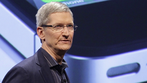 Apple, Tim Cook, iPhone...and Tuesday