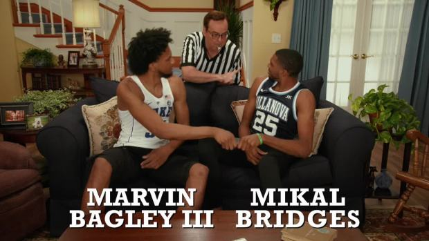[NATL] 'Tonight': Jimmy Fallon and NBA Draft Stars '90s Sitcom Theme