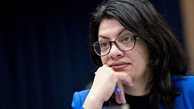 [NATL] Tlaib Won't Go to West Bank Despite Israeli Permit