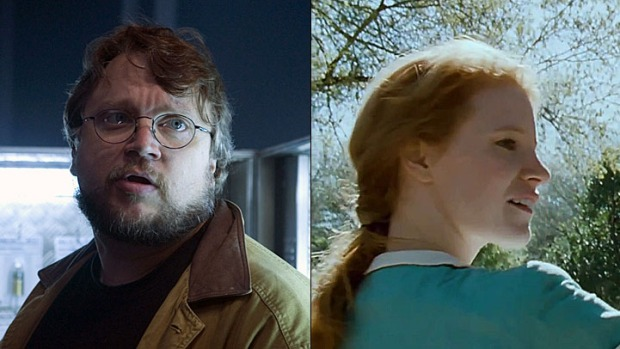 "Del Toro Producing, Chastain Starring in Adaptation of Horror Short ""Mama"""