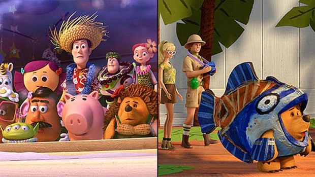 "There'll Be a ""Toy Story"" Short With ""Cars 2"""
