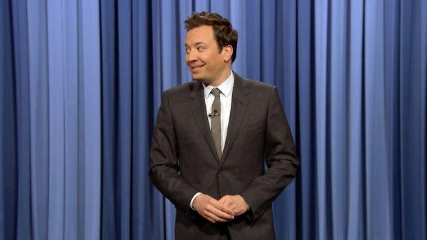 'Tonight': Fallon Talks To 'GOP Fan' About Scaramucci