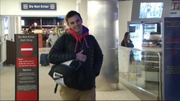 [BAY] Cupertino Man Returns From Ukraine