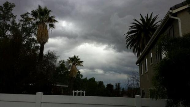 Southern California Storms