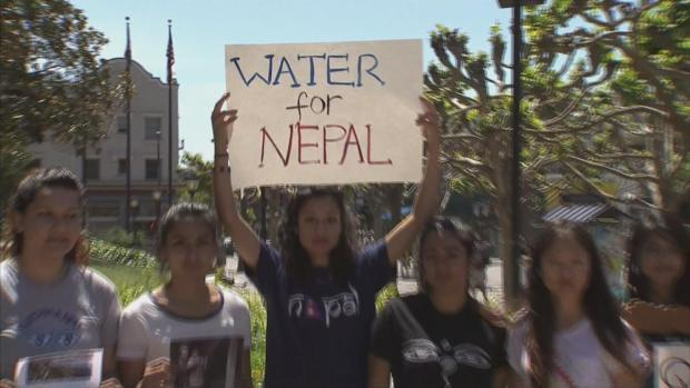 [BAY] UC Berkeley Nepali Students Fundraise for Water Filters