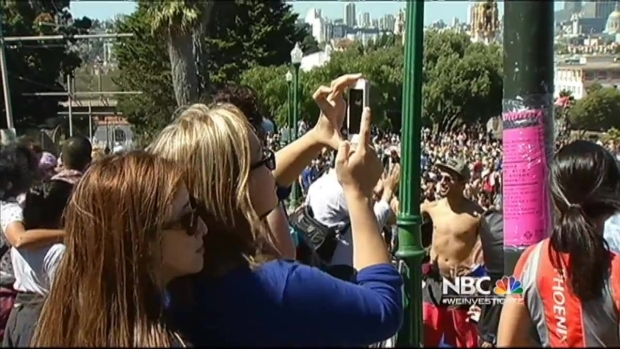 [BAY] LGBT Pride Celebrations Underway in San Francisco