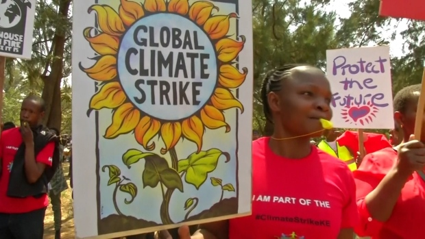 WATCH: 'Climate Strikes' Around the World