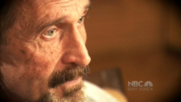 [BAY] Web Extra: John McAfee, Hoaxster of the Highest Order?