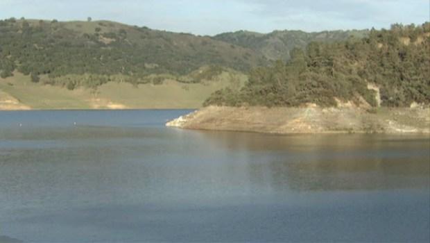 [BAY] Aging Anderson Reservoir Dam in Need of Repairs, Seismic Renovations