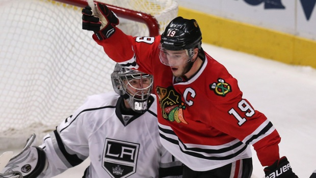 Blackhawks' Quest For The Cup: Kings Series