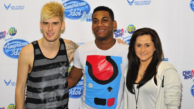 American Idol Live Tour Hits Allstate Arena