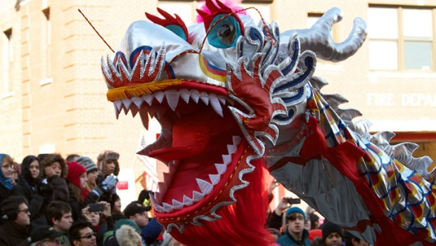 Chinatown's Chinese New Year Parade