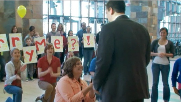 [CHI] Daily 5: Flash Mob Proposal