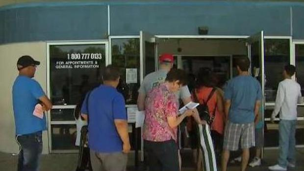[BAY] Long Lines and Waits at Bay Area DMVs Due to New ID Rules