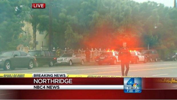 [LA] Four Dead in Northridge Home