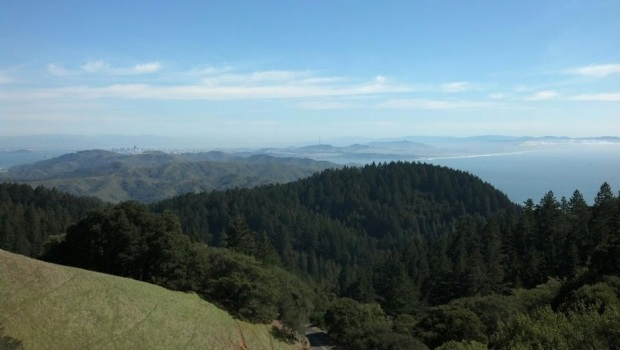 Mt. Tam: Scenic Views, Dangerous Trails