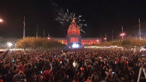 From Wild Card to World Champs: San Francisco Celebrates the Giants