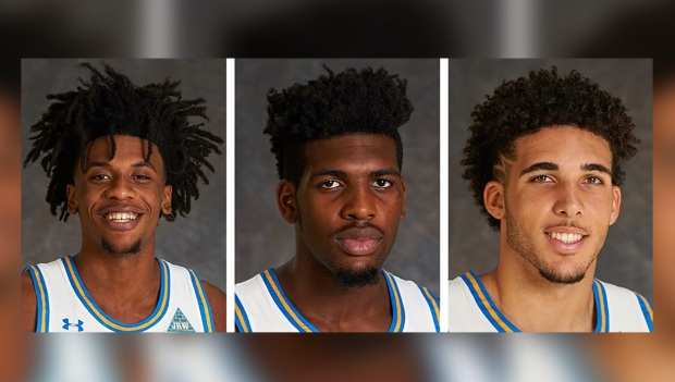 [NATL] UCLA Basketball Players Detained in China Returning Home