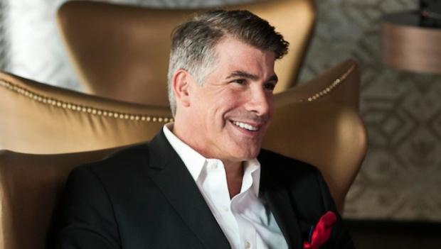 "PHOTOS: A Look Inside ""Mad Men's"" Bryan Batt's Home"