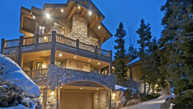 Park City Ski Home, Built For Robert Urich, Asks $11.75M