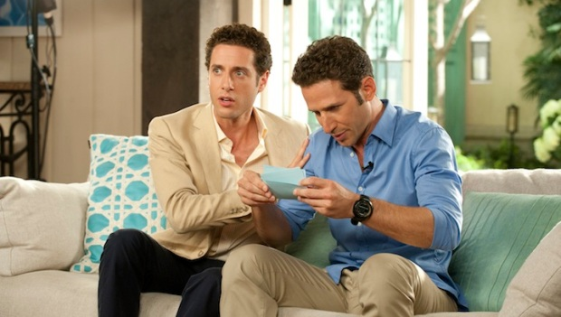 "[LXTVN] Get This Look: On the Set of ""Royal Pains"""