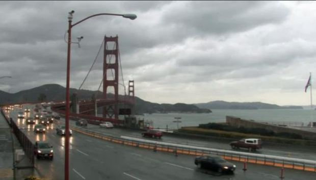[BAY] First Rain of 2015 Falls on Bay Area