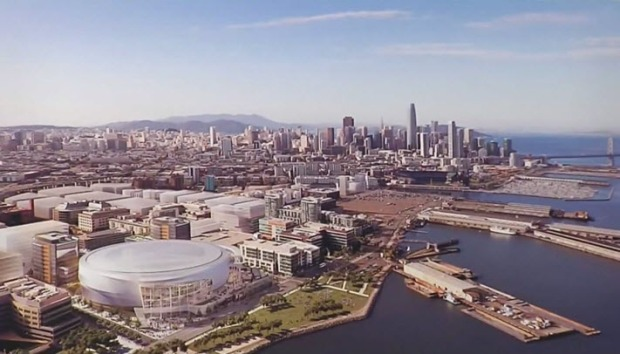 [BAY] Supervisors Deny Appeal of EIR, Clear Way for Proposed Warriors Arena in San Francisco's Mission Bay